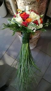 Bouquet de mariée par BRINDILLES