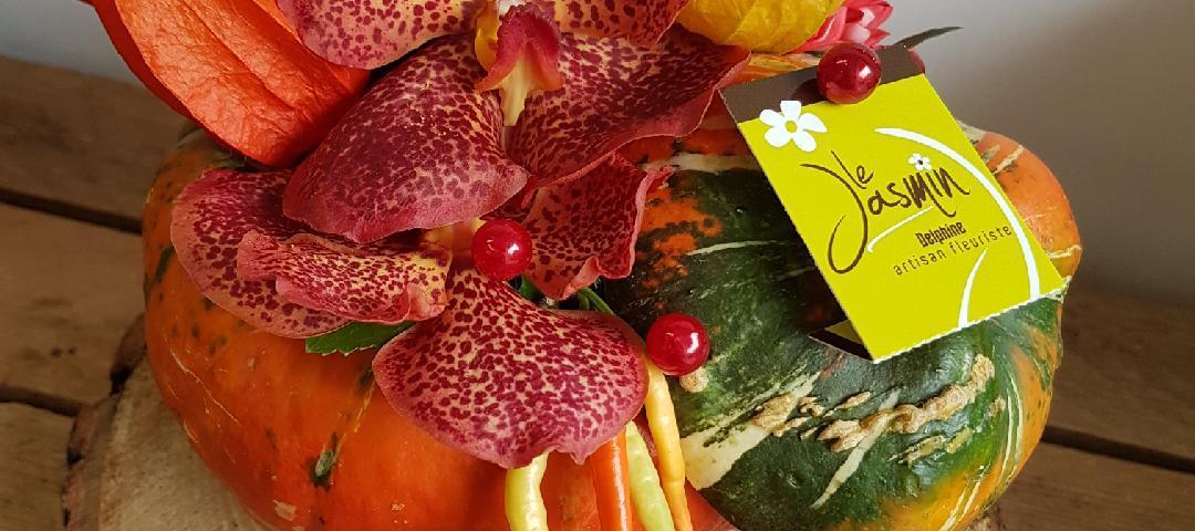 Envoyer des fleurs à Meslay du Maine avec votre fleuriste Le Jasmin