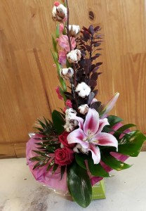 Envoyer des fleurs à Cesson Sevigne avec votre fleuriste Crea Tendance