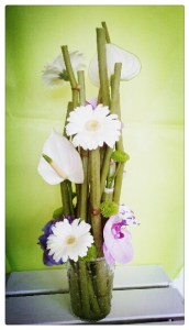 Envoyer des fleurs à Saint Remy avec votre fleuriste Les Fleurs D'Elodie