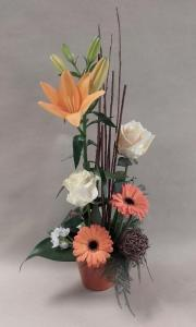 Envoyer des fleursà Pouzauges avec votre fleuriste Albizia