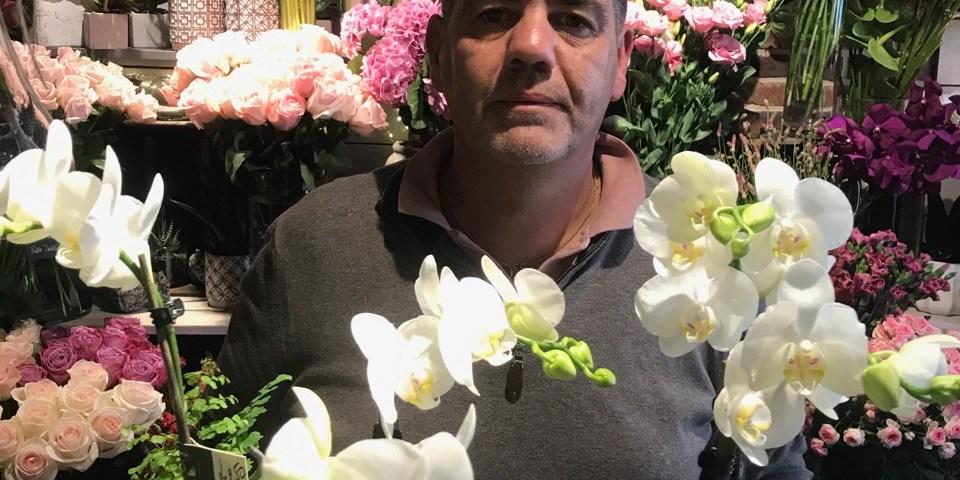 """Votre artisan fleuriste à SAINT MAUR DES FOSSES (94100), Patrick pour """"Le Parc Fleuri"""""""