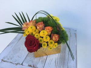 Envoyer des fleurs à Urcuit avec votre fleuriste Virginie Sartis Fleuriste Décor et Location
