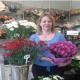 """Votre artisan fleuriste au Havre (76600), Cathy pour """"Kathy Fleurs"""""""