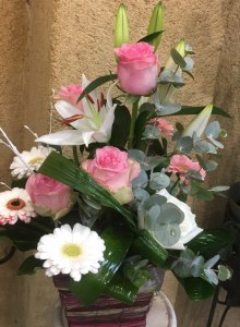 Envoyer des fleurs à Mussidan avec votre fleuriste Myosotis