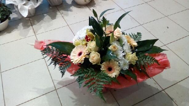 Envoyer des fleurs à Plouzané avec votre fleuriste Sandra Flor