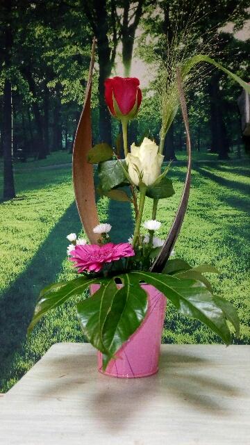 Envoyer des fleurs à Champtocé sur Loire avec votre fleuriste AUX DESIRS FLEURIS