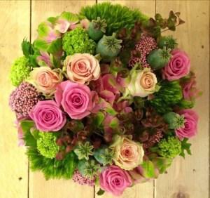 Envoyer des fleurs au Chesnay avec votre fleuriste Jacques Blanchon Fleuriste