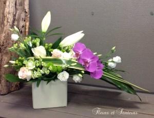 Envoyer des fleurs à Woippy avec votre fleuriste Fleurs Et Senteurs
