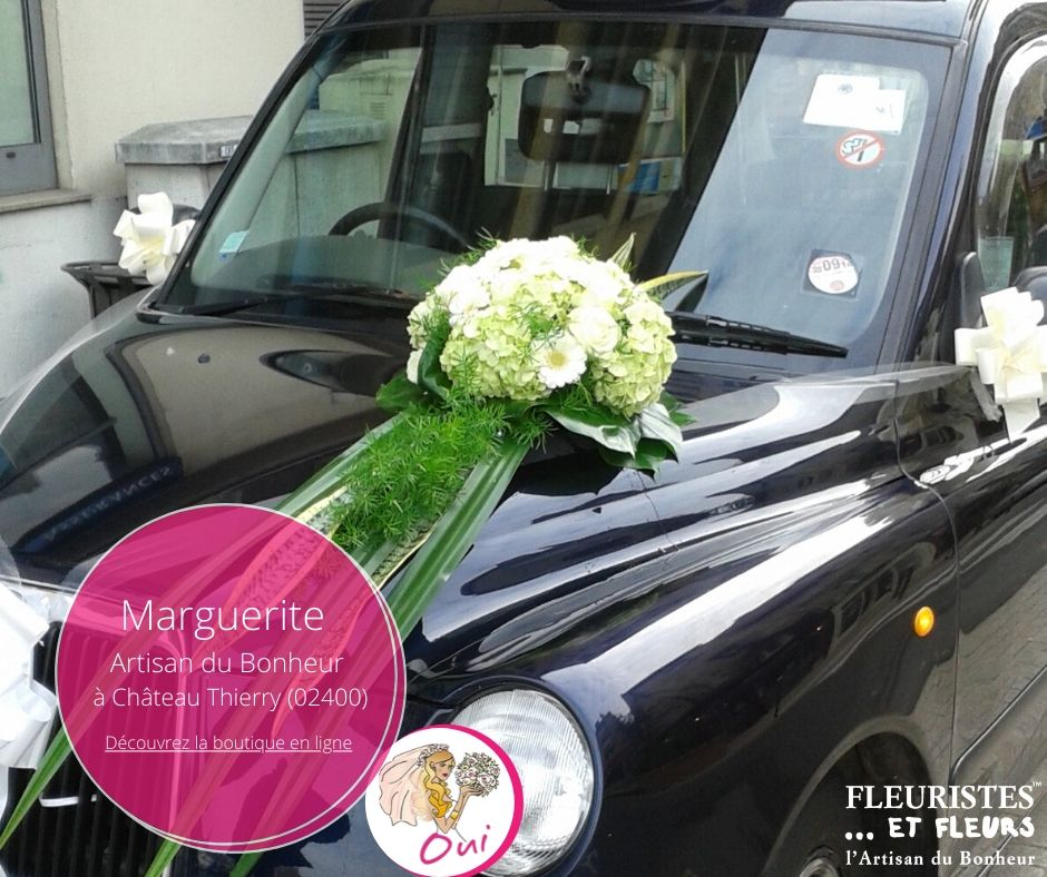 voiture mariage chateau thierry