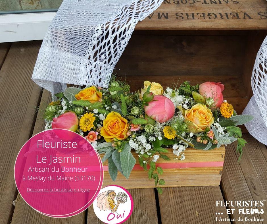 Fleuriste meslay du maine 53