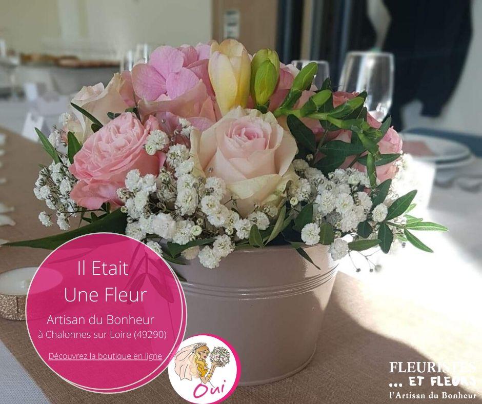 Fleuriste Chalonnes sur loire 49