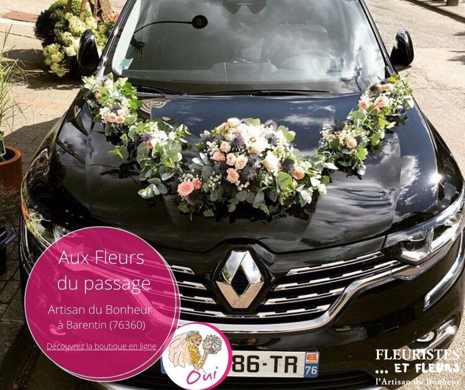 voiture mariage barentin