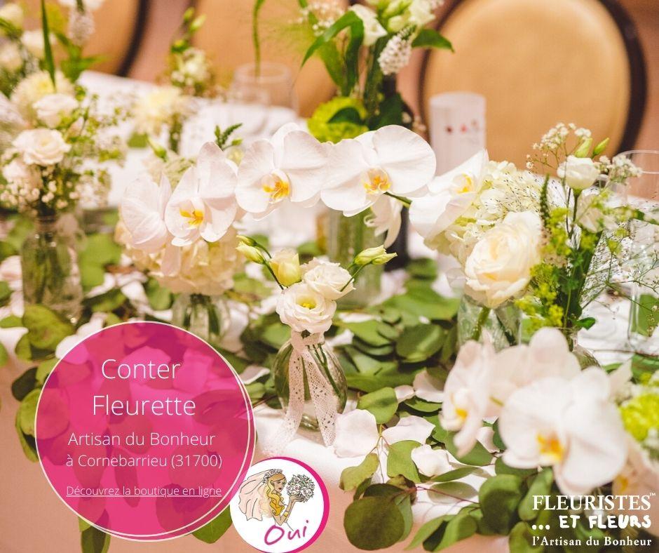 Fleuriste cornebarrieu 31700