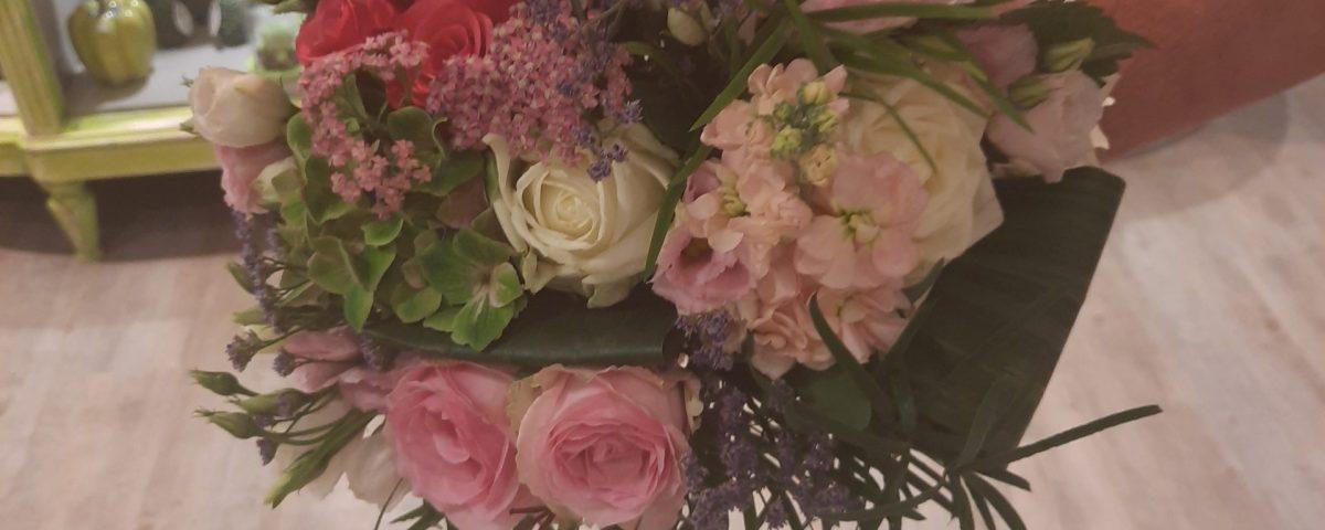 fleuriste à Le Neubourg