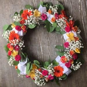 Fleuriste à Roquebillière
