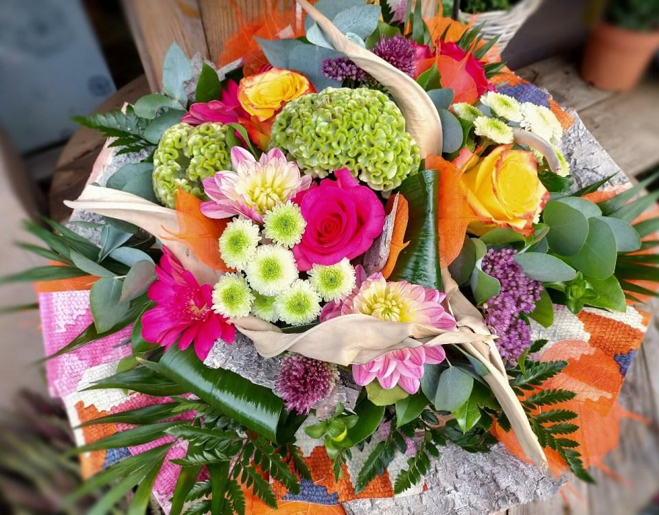 artisan fleuriste à Louargat