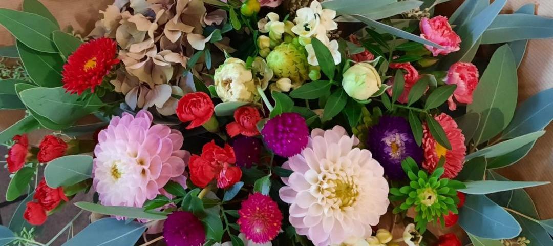 fleuriste à Tournon sur Rhône