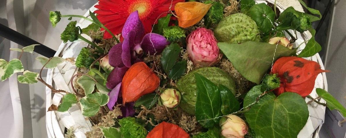 fleuriste à Thouaré sur Loire