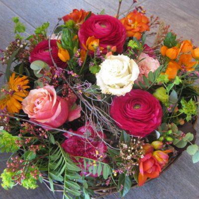 B.Cronut Fleuriste - Ambiance chaleureuse