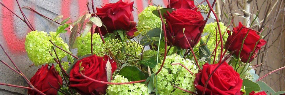 Dites-le avec des Roses Rouges!
