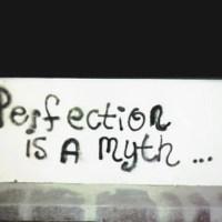Perfectie nastreven? óf leren happy te zijn met wie je bent...