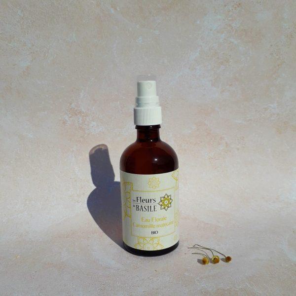 eau florale camomille bio