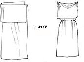Tunica - Peplos Style