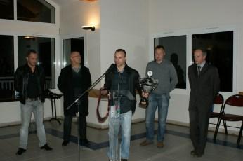 Romain Mary champion d'Europe de Full Contact