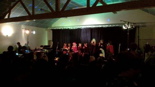 Concert de Noël de l'espace musical Jacques Higelin
