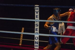 Encore deux belles prestations Fleurysiennes en boxe anglaise