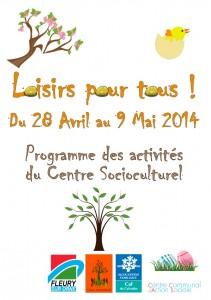 Loisirs pour tous Mai 2014 p1