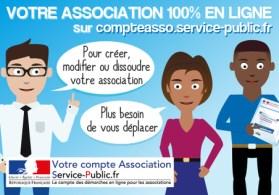 Votre association 100% en ligne