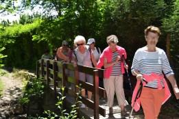 La promenade du 16 juin à Louvigny