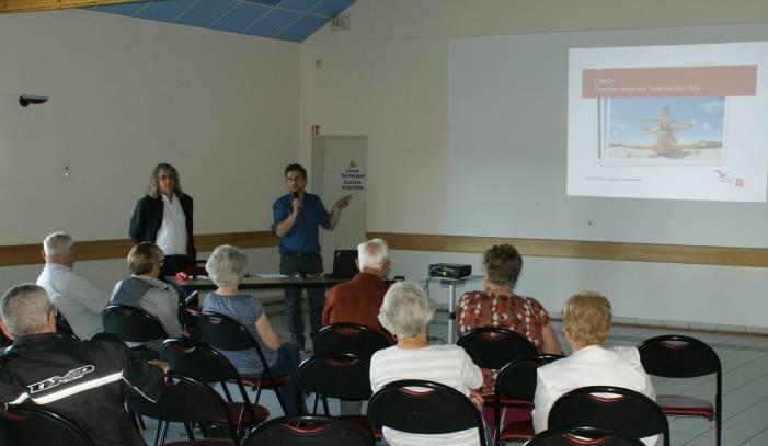 Réunion publique pour l'organisation d'un séjour destiné aux séniors