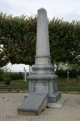 Monument aux morts de-Fleury-sur-Orne