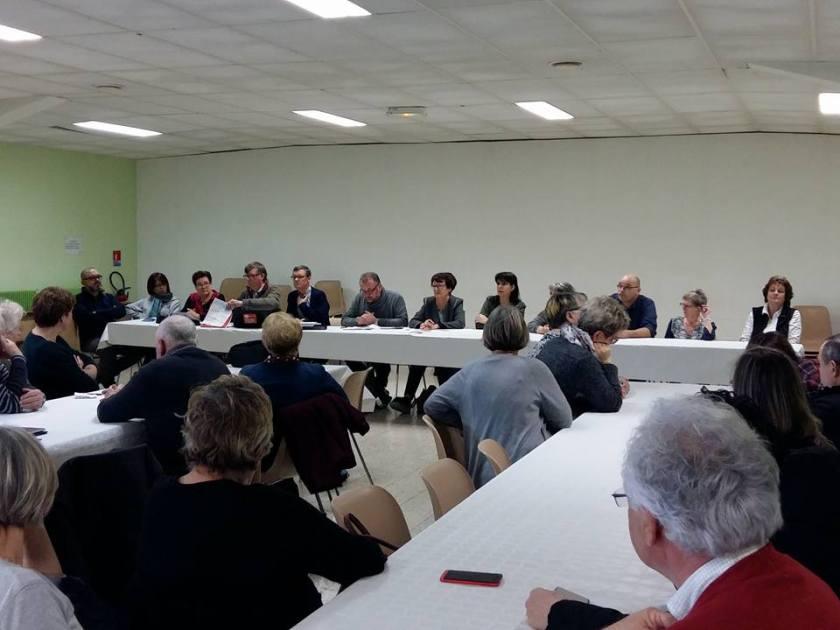 Assemblée générale de l'AJFW