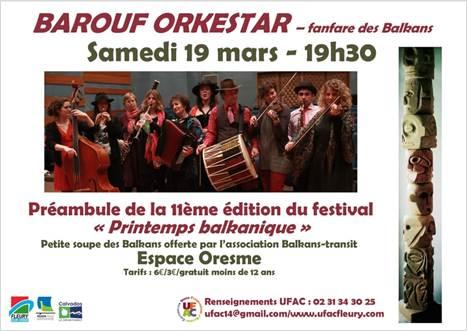 UFAC Barouf Orkestar
