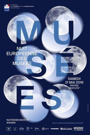 Douzième édition de la Nuit européenne des musées