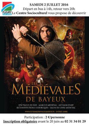 Médiévales de Bayeux