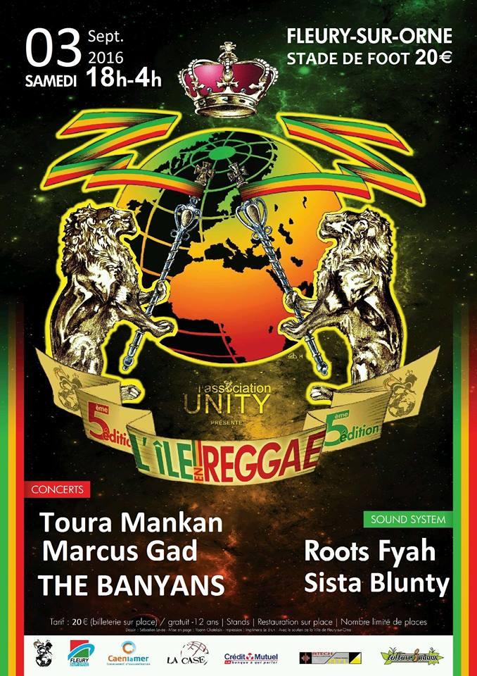L'île en reggae