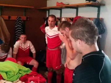 Victoire de la JSF 5-0 face au FC Lisieux