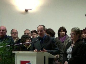 Discours du Maire lors de la cérémonie des voeux 2011