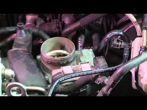 * VW GOLF 5  *( Cómo Reemplazar Electrónico Del Acelerador )
