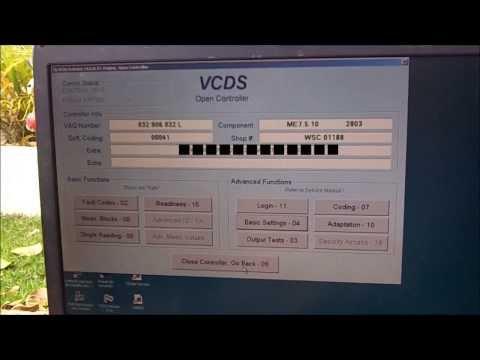 Calibrando O Acelerador VW 1.6 E-GAS (Acelerador Eletrônico)