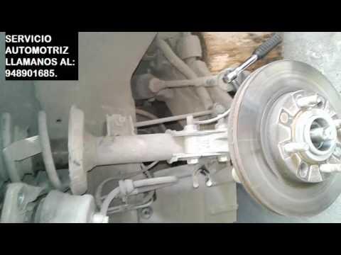 VIDEO CAMBIO DE KIT DE EMBRAGUE CHEVROLET SPARK GT
