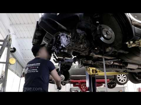Honda CR-V cambia embrague en taller SoloEmbrague.com