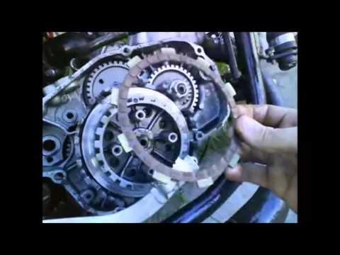 como cambiar embragues motor minarelli am6 (team trucajes)
