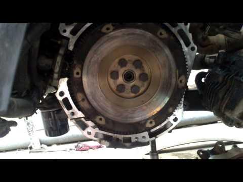 Embrague motor Ford Eco Sport