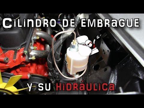 Restauración del Mini #24 – Montaje del cilindro del embrague y su hidráulica| (En español)